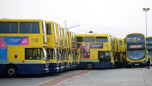 20% of Dublin Bus routes have already been rerouted from College Green