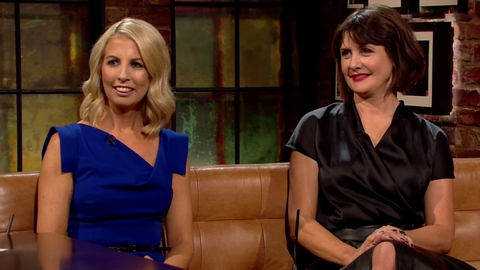 Caitriona Perry & Keelin Shanley | The Late Late Show