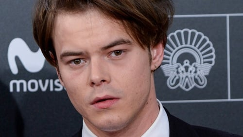 Charlie Heaton: allegedly denied entry to US