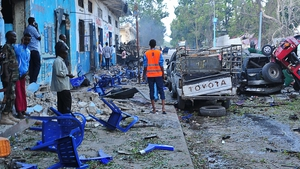 Islamist group al Shabaab claimed responsibility for the attacks today