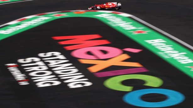 Vettel's Mexico fightback not enough to keep title fight alive