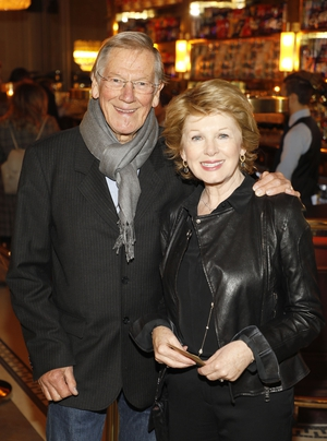 Brian Palfrey and Teri Hayden