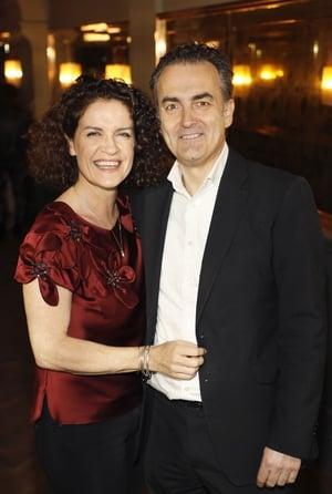 Helen Cody and Rory Murphy