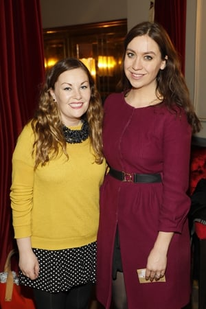 Meabh Connellan and Gillian Fitzpatrick