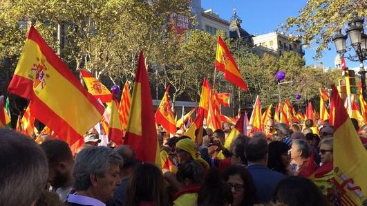 Spanish-Catalan tensions
