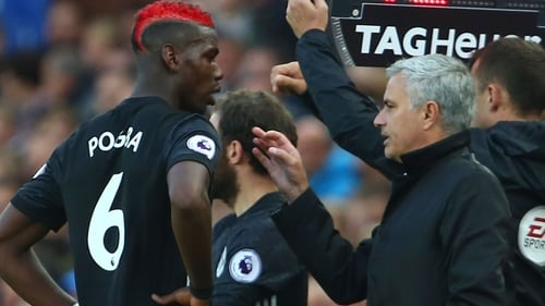 Manchester United were in the business of making a statement when they signed Paul Pogba, says Dunphy