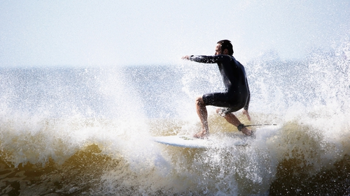 Like surfers with their surfboards, wave-energy devices capture the best from the seas around them