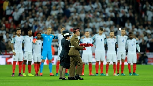 The four FA's will ask opponents and FIFA for permission to display poppies