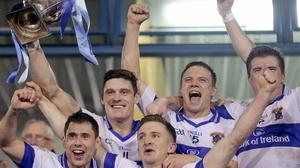St Vincent's celebrate another Dublin title