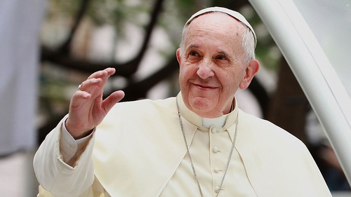 The visit will be Pope Francis' first to the Baltic nations