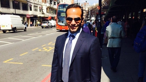 George Papadopoulos was arrested at Dulles International Airport in July (Pic: @GEORGEPAPA19)