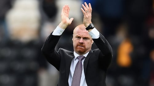 Sean Dyche is not too focused on the cup competitions