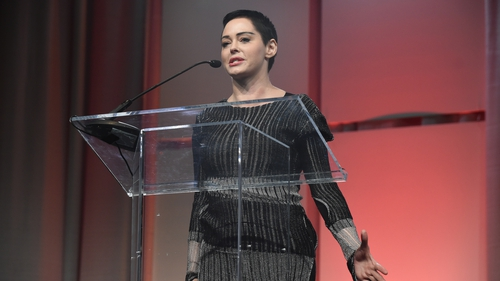 Rose McGowan Arrested for Felony Cocaine Warrant