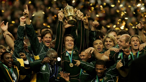 South Africa have been recommended as Rugby World Cup hosts for 2023 ahead of Ireland