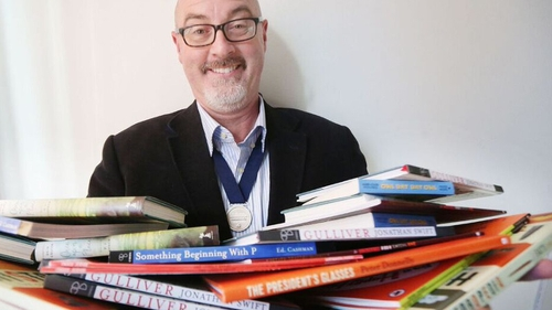Word on the street from Laureate na nÓg, PJ Lynch: free books tomorrow in Dublin. .