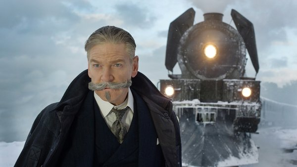 All aboard for lovers of old school charm - Kenneth Branagh as Hercule Poirot