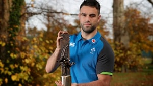 Conor Murray has 57 caps for Ireland and 5 for the Lions