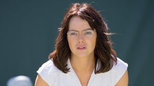Emma Stone as Billie Jean King in Battle of the Sexes