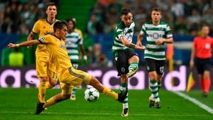 Bruno Fernandes has signed a new deal with Sporting