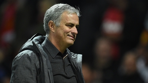 Jose Mourinho is ready to see out his contract at Old Trafford