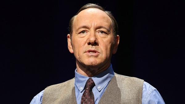 Kevin Spacey - His scenes in All the Money in the World will be re-shot with Christopher Plummer in the role