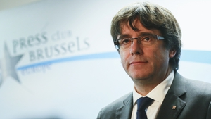 Carles Puigdemont has been accused of rebellion and sedition