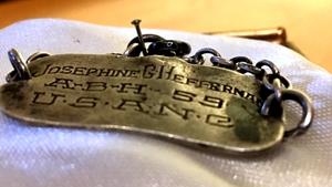 The Bracelet which belonged to Josephine Heffernan