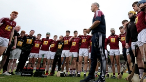 Adrian Moran led Westmeath to one of the most famous hurling victories in recent times