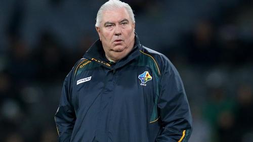 Joe Kernan has won multiple honours as a manager
