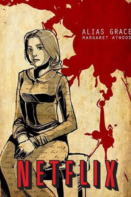 """Preview:  """"Alias Grace"""" on Netflix"""