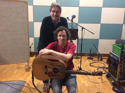 Seamus Fogarty in session