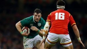 Henshaw will be looking to win his 30th cap for Ireland against South Africa