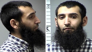 The Islamic State group claim the attacker who killed eight people on a cycle path in Manhattan was one of their 'soldiers'