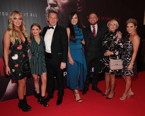 McGregor family