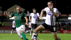 Cork City and Dundalk meet for the third year in a row