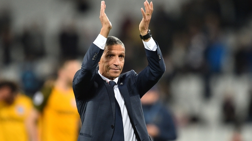 Chris Hughton has agreed fresh terms until 2021 after guiding Brighton to 15th place this season.