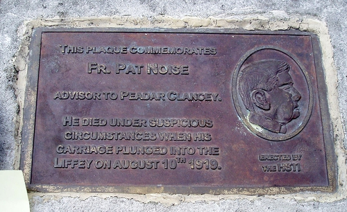 Pat Noise Plaque