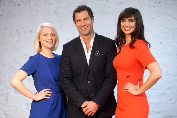 10 Things to Know About presenters Kathriona, Jonathan and Aoibhinn