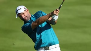 Padraig Harrington will be hoping to make up ground on those in front of him