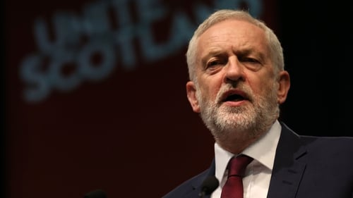 Corbyn has been reluctant to support a second referendum, or 'People's Vote', on Brexit