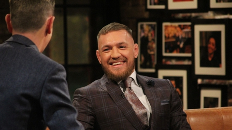 Conor McGregor | The Late Late Show