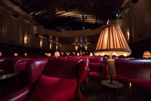 Newly-refurbished Stella Theatre