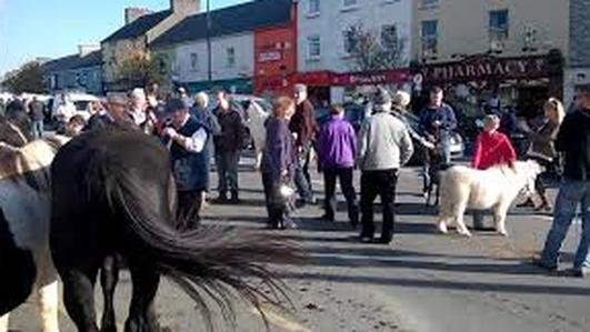 Castleisland Horsefair