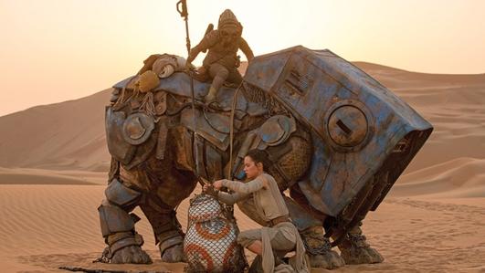 Star Wars & Film Industry