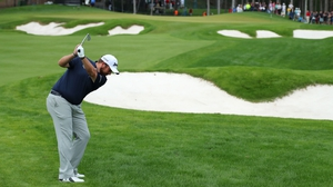 Shane Lowry is well placed ahead of the final round