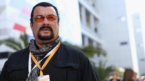 LAPD investigating Steven Seagal for alleged 2005 sexual assault