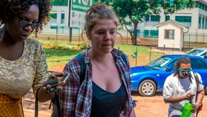 Martha O'Donovan was arrested for undermining the authority of Robert Mugabe on Twitter