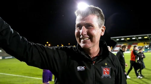 'I think Stephen Kenny has proved himself over and over,' says Dunphy.