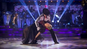 Ruth Langsford and Anton Du Beke took a tumble on Saturday night's Strictly Come Dancing