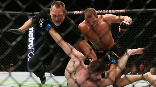 MMA will be recognised as a sport in France from next year